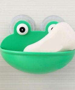 porte-savon grenouille