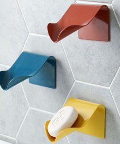 porte-savon plastique design