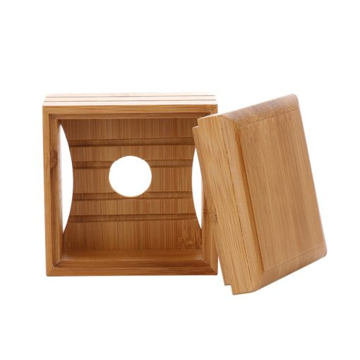 boite à savon bois bambou