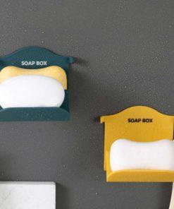 "porte-savon ""soap box"""