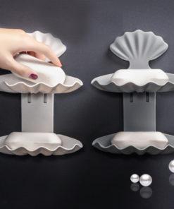 double porte-savon
