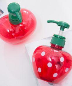 fraise plastique