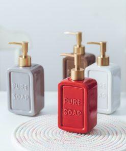 distributeur à savon Pure Soap
